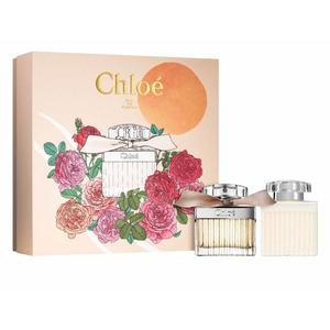 Chloé Chloé SET (Eau de Parfum 50ml + Body Lotion 100ml), 1 Set