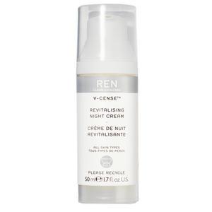 REN V-Cense Revitalising Night Cream, 50 ml