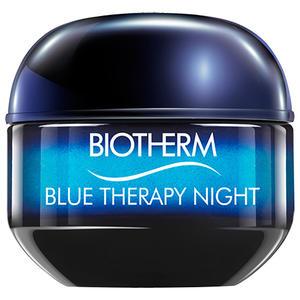 Biotherm Blue Therapy Night, 50 ml (+GRATIS Gesichtspflege Reisegröße)