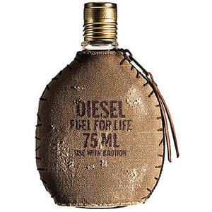 Diesel Fuel for Life Homme Eau de Toilette (with cover), 125 ml