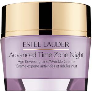 Estée Lauder Advanced Time Zone Night Age Reversing Line/Wrinkle Creme, 50 ml (+GRATIS Eye Cooling Anti-Oxidant Moisture Gel Creme 3ml)