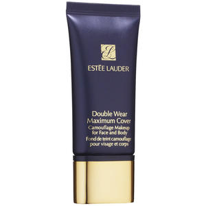 Estée Lauder Double Wear Maximum Cover Camouflage Makeup Face and Body, 05 Creamy Tan - 2C5, 30 ml