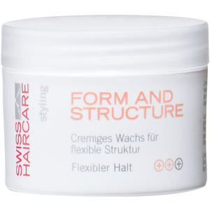 Swiss Hair Care Styling Form & Structure Creme, 50 ml