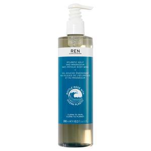 REN Atlantic Kelp & Magnesium Body Wash Ocean, 300 ml