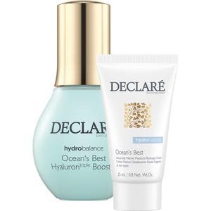 Declaré Hydro Balance Ocean's Best Vorteilsset (Ocean?s Best Hyalurontriple Booster 50 ml + Ocean's Best Advanced Marine Moisture Recharge Cream 25 ml), 1 Set