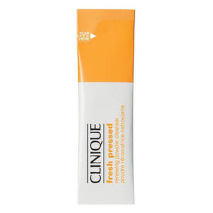 Clinique Fresh Pressed Vitamin C Powder Cleanser, 1 Set
