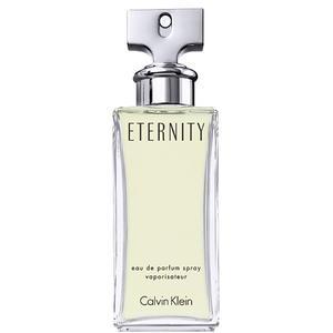 Calvin Klein Eternity for Women Eau de Parfum, 100 ml (+GRATIS Umhängetasche)
