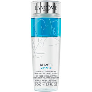 Lancôme Bi-Facil Visage Face Make Up Remover & Cleanser, 200 ml