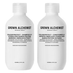 Grown Alchemist Sets & Kits Colour Protect SET (Colour Protect Shampoo 200ml + Colour Protect Conditioner 200ml), 1 Set