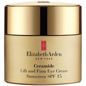 Elizabeth Arden Ceramide Lift and Firm Eye Cream SPF 15, 15 ml