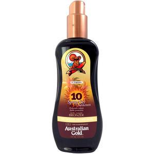 Australian Gold Sun Spray Gel Instant Bronzer SPF 10, 237 ml