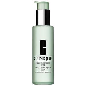 Clinique 3-Schritte Pflegesystem Liquid Facial Soap Mild (Hauttyp 2), 200 ml
