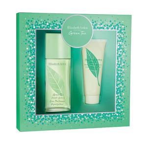Elizabeth Arden Green Tea SET (Eau de Parfum 100ml + Body Cream 100ml), 1 Set