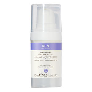 REN Keep Young and Beautiful Lift and Firm Eye Cream, 15 ml