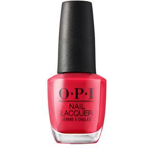 OPI OPI Classics Nail Polish, Coca-Cola Red, 15 ml