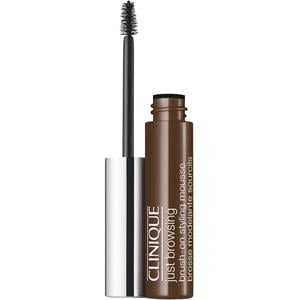 Clinique Just Browsing Brush-On Styling Mousse, 03 Deep Brown, 2 ml