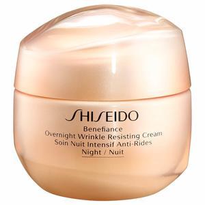 Shiseido Benefiance Overnight Wrinkle Resisting Cream, 50 ml