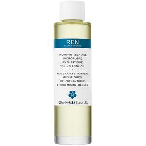 REN Atlantic Kelp & Magnesium Atlantic Kelp and Microalgae Anti-Fatique Body Oil, 100 ml