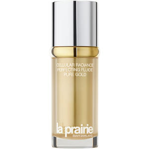 La Prairie Cellular Radiance Perfecting Fluide Pure Gold, 40 ml (+GRATIS Luxe Eye Lift Cream + Cleansing Water)