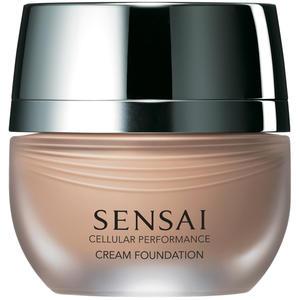 Sensai Cellular Performance Cream Foundation SPF 15, CF 23 Almond Beige, 30 ml