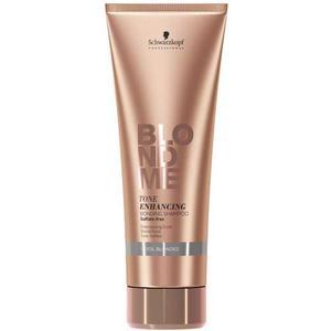 Schwarzkopf Professional BlondMe Tone Enhancing Bonding Shampoo Cool Blondes, 250 ml