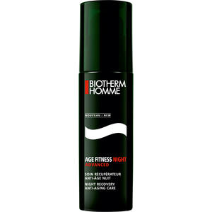 Biotherm Homme Age Fitness Night Advanced, 50 ml