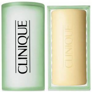 Clinique 3-Schritte Pflegesystem Facial Soap Mild (Hauttyp 2), 100 g