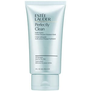 Estée Lauder Perfectly Clean Multi-Action Creme Cleanser/Moisture Mask, 150 ml