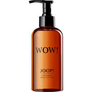 Joop! WOW! Hair & Body Wash, 250 ml