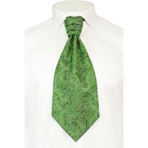 Neuböck Plastron Paisley hellgrün