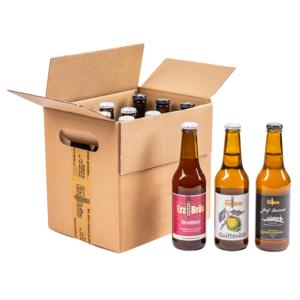 Erzbräu Fruchtbier Paket (12x0,33l)