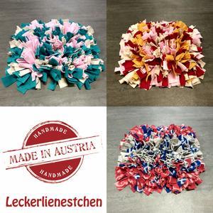 """Leckerli Nest """"GROSS"""" für Spürnasen 40 cm x 40 cm - """"HANDMADE IN AUSTRIA"""" von Selectcats and Dogs Linz"""