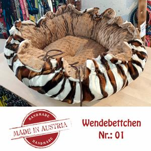 """Wendebett """"MADE IN AUSTRIA"""" by Selectcats and Dogs"""