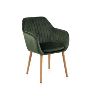 Sessel 7141 A Stoff VIC Waldgrün