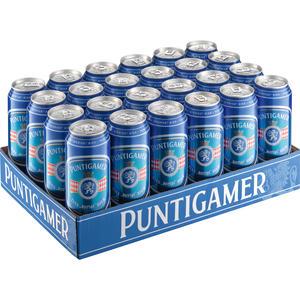 "Puntigamer - Das ""bierige"" Bier Tray à 24 x 0,5 l Dose"