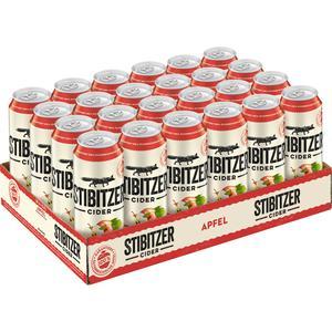 Stibitzer Cider Apfel Tray à 24 x 0,5 l Dose