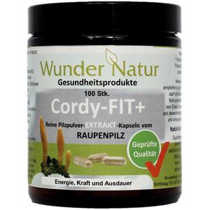 Cordy-FIT Cordyceps Extrakt Kapseln 100 Stk.