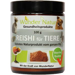 Reishi-Pulver für Tiere 100 g