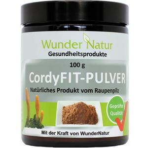 Premium Cordy-FIT Pulver Cordyceps 100 g