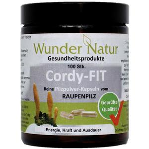 CordyFIT Cordyceps Kapseln 100 Stk.