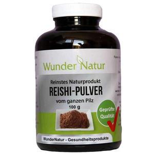Premium Reishi-Pulver CN 100 g