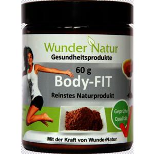 Body-FIT Vitalpilz-Pulver 60 g