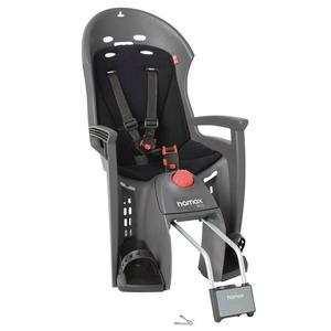HAMAX Kindersitz Siesta Adapter absperrbar, Rückenverstellung 22 Grad für eine gute Schlafposition