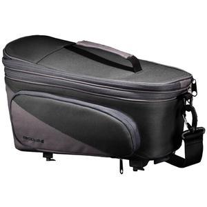 Gebäckträgertasche Talis Plus trunk bag eco carbon black/stonegrey
