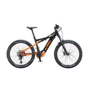 "E-Bike KTM Macina Lycan 272 Reifen 27,5"" Fully 2021"