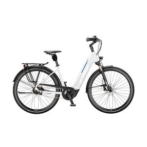 "KTM Macina City 5 510 US Reifen 28"" lightgrey matt 2020"