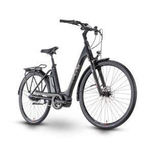 "E-Bike Husqvarna Eco City EC4 CB Reifen 28"" Wave black 2021"