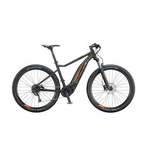 "KTM Macina Action 291 Reifen 29"" black matt 2020"