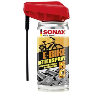 """SONAX BIKE Kettenspray """"E-Bike"""" Schmiert und schützt dauerhaft stark belastete E-Bike-Ketten sowie elektronische Kontakte. Hoher 2018"""