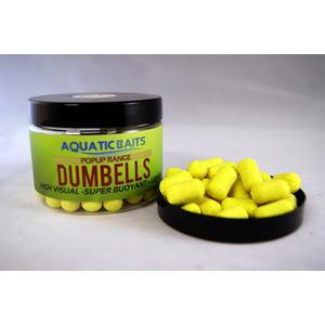 Soft Dumbells YELLOW 15mm + Liquid